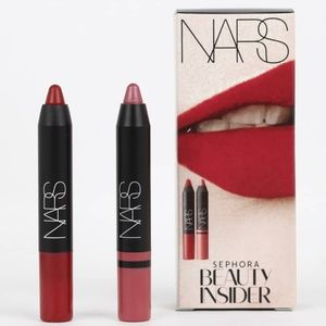 Nars 2 lipsticks